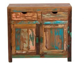 India-dressoir-recycle-hout-twee-deuren-twee-laden-1