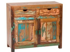 India-dressoir-recycle-hout-twee-deuren-twee-laden-2