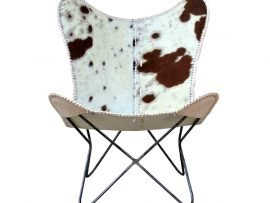 Butterfly-Chair-Brown-Skin