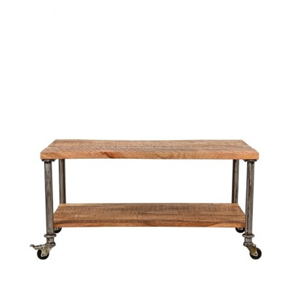 Coffee_Table_Flex_Rough_Mangohout_Vintage_Metaal